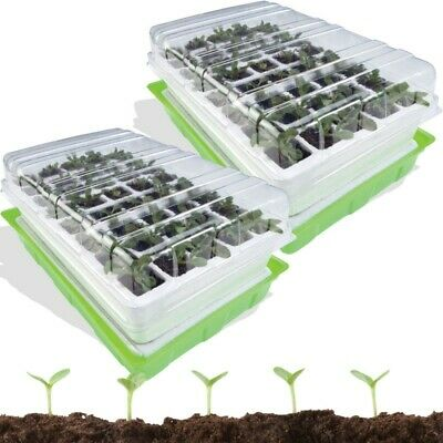 kit de germination 40 godets lot X2