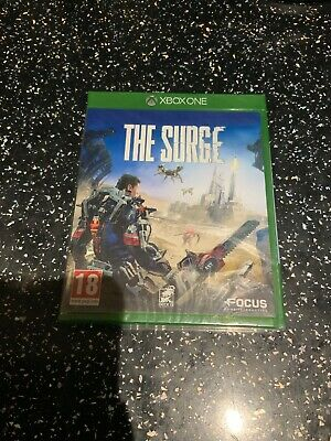 Xbox One Game The Surge NEW & SEALED