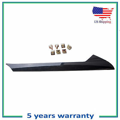 Right Passenger Side Windshield Pillar Trim Molding For 2011-2019 Ford Explorer