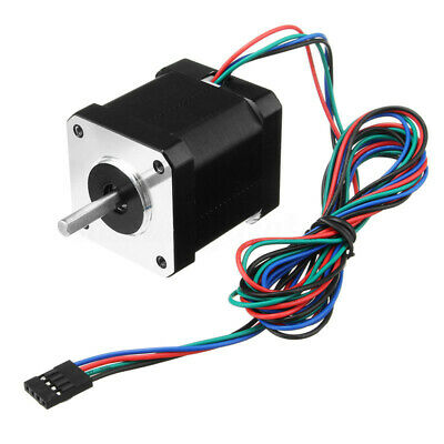 Nema17 Stepper Motor 59Ncm(83.6oz.in) 2A 1.8° 48mm For 3D DIY Pinter CNC Reprap