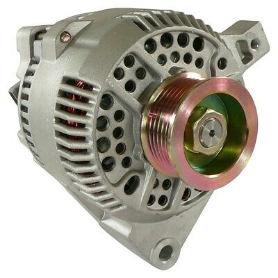 NEW ALTERNATOR HIGH OUTPUT 4.9L FORD F SERIES PICKUP TRUCK 95 96 & VAN -200 Amp