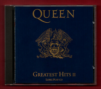 QUEEN - Greatest Hits II (17 trk CD) Freddie Mercury, Brian May