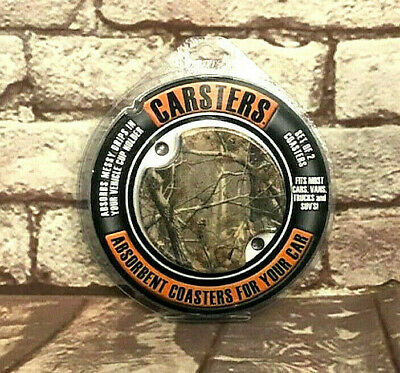 Carsters 2pk Thirstystone Vehicle //Car Cup Holder Coaster Freedom Is Not Free