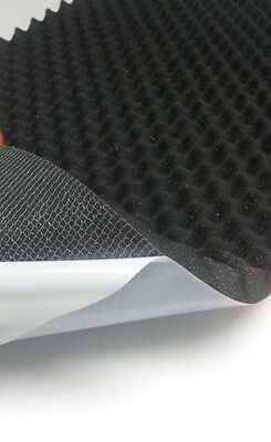 Acoustic Foam Noppenschaumstoff Self Adhesive Insulation Cut Packaging