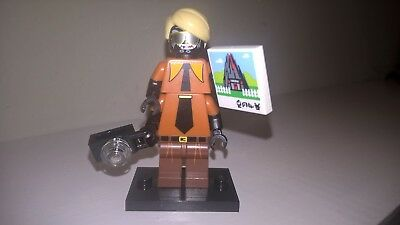 LEGO Ninjago Collectable Mini Figure Lord Garmadon 71019-07 COLTLNM07 RBB