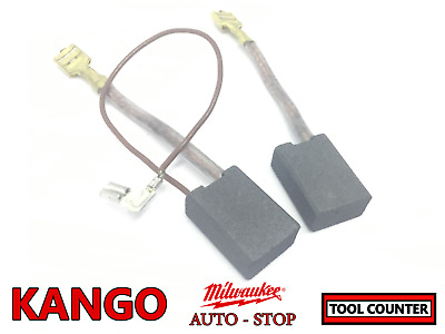 Pair of Carbon Brushes for Kango 900 K Hex 900 S Max 950 K Hex 950 S 4931375556