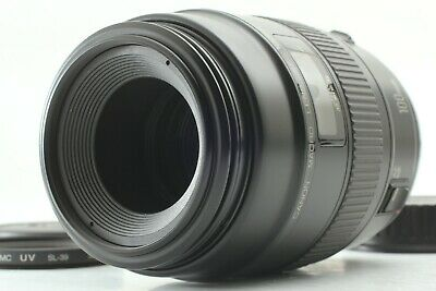 🌟 Mint 🌟 Canon EF 100mm F/2.8 Macro AF Lens Non - USM for EF Mount from Japan