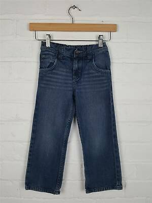 Next Denim Mid Wash Jeans Size 5-6 Years Age 5