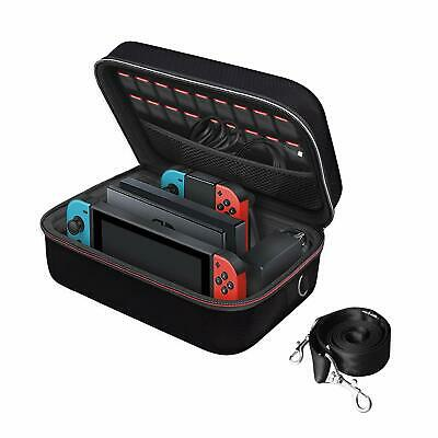 For Nintendo Switch Game Traveler Deluxe System Storage Case Portable Carrying