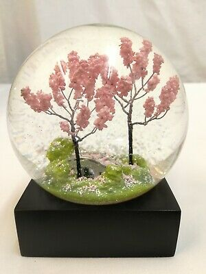 CS236SP Spring Snow Globe by CoolSnowGlobes