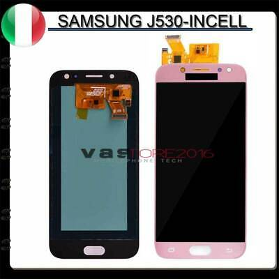 Display Lcd Per Samsung Galaxy J5 2017 Sm-J530F Oled-B-Incell Touch Screen Rosa