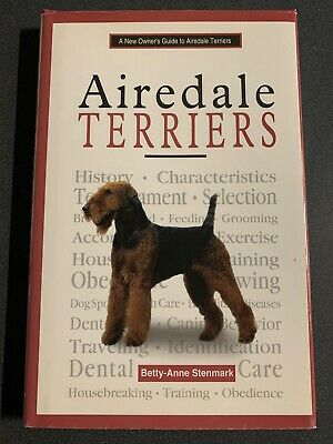 Airedale Terrier - 3 Book Lot