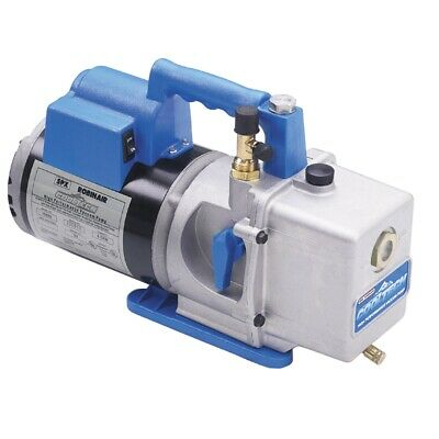 Robinair 15434 - CoolTech 4 CFM Two Stage 1/3 HP Vacuum Pump - NEW