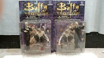 Lot of 2 Gentlemen Action Figures from Buffy the Vampire Slayer
