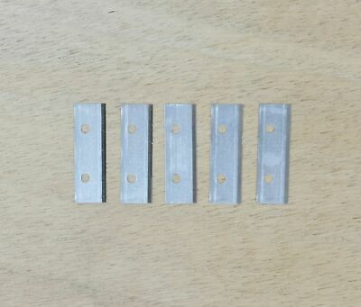 Replacement blades for Strip Strap Cutter leather tools