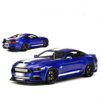 GT Spirit 1:18 FORD SHELBY MUSTANG SUPER SNAKE 50th Anniversary Edition Model
