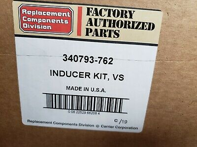 Carrier 340793-762 New ECM Inducer Assembly Kit