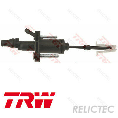 Opel Astra 1998-2009 G Fte Hydraulic Clutch Master Cylinder Replacement
