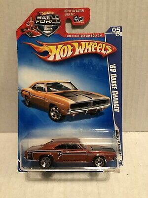 Hot Wheels 1969 Dodge Charger