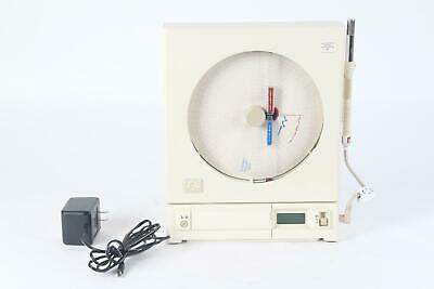 Omega CT485B Temperature & Humidity Chart Recorder