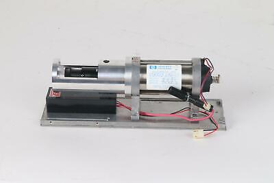 HP 05517-68201 Helium-Neon Gas Laser Includes Base and HP 0950-0470 Power Supply