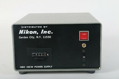Nikon 78591 HBO 100w Power Supply