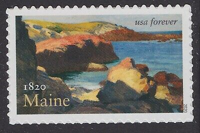 US 5456 Statehood Maine forever single (1 stamp) MNH 2020 after March 21