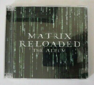 Matrix Reloaded: The Album [Clean] [Edited] by Original Soundtrack  / CD