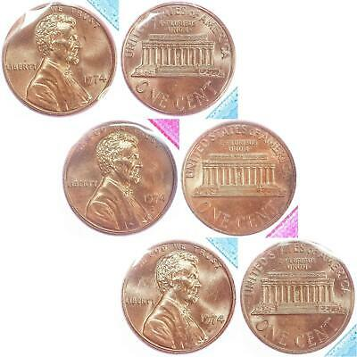 D Coins From US Mint Sets Cello Wrapped 2000-2009 BU Lincoln One Cent Lot 26 P