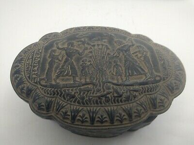 Rare Ancient Egyptian Antique Box 1311-1240 Bc