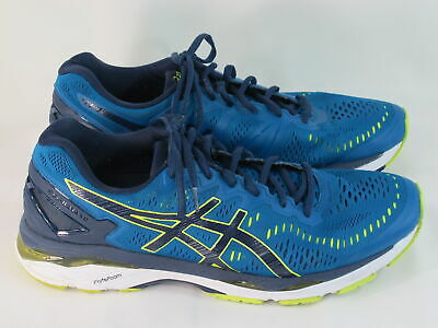 ASICS Gel Kayano 23 Running Shoes Men's Size 10.5 US Excellent Condition