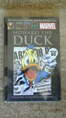 The Ultimate Graphic Novel Collection - Howard The Duck - ISSUE 80