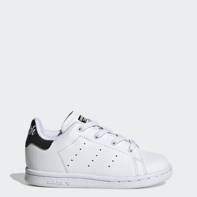 Adidas EE7595 infant toddler Stan smith I baby shoes white kids