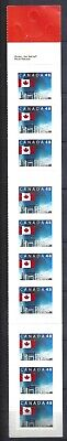 Canada BOOKLET OF 10 STAMPS SCOTT 1931a VF MINT NH (BS14038)