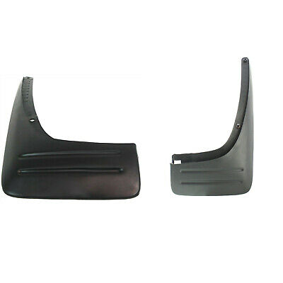 New Rear LH And RH Side Mud Guard W/O Wheel Opening Flares Fits Toyota RAV4