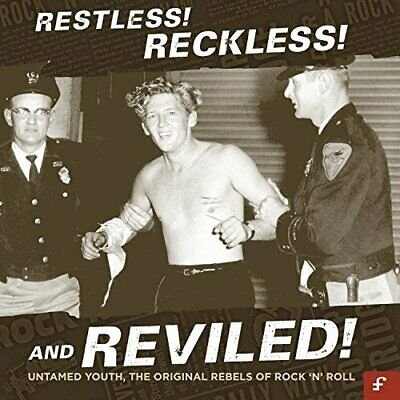 Various Artists-Restless! Reckless! And Reviled! (UK IMPORT) CD / Box Set NEW
