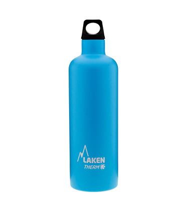 Laken N//M Stainless Steel Thermo Bottle 0.75L Green