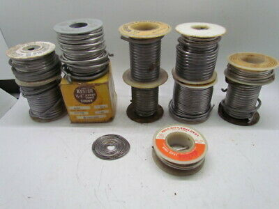 Mixed Lot Of Solder