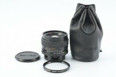 [Near MINT] Contax Carl Zeiss Distagon T* 35mm F/2.8 MMJ Lens for CY Mount #8