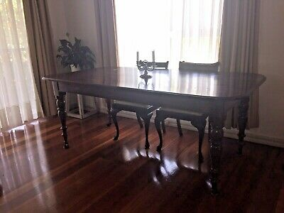Antique Dining Table 1920's