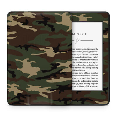 Army Camo Skin Sticker Decal Protective Wrap to cover Kindle Paperwhite