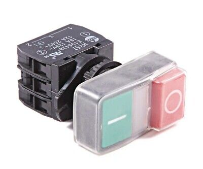 Buffalo On Off Switch For G784 Veg Prep Machine Red Green Push Start Stop Button