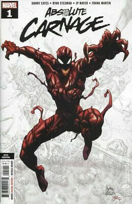 Absolute Carnage 1, 2, 3 & 4 Variant Prints *Four Comics, UK Seller*