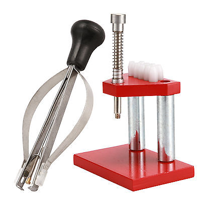 New Watch Repair Tool - Hand Remover Plunger Puller and Set Fitting Presser Set