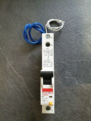 Contactum CPBR  Range RCBO/'s 6A 16A 32A B Type