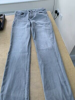 Boys Skinny Jeans H And M Age 14 Plus - Never Worn