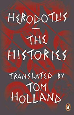 The Histories (Penguin Press Ancient Classics) by Herodotus, NEW Book, FREE & FA
