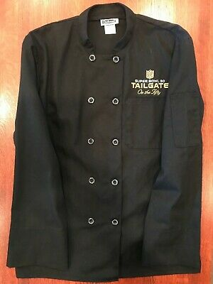 Black Chef's Coat from Super Bowl 50