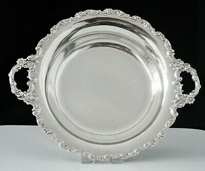 American Sterling Silver Dish, Dominick & Haff 1894