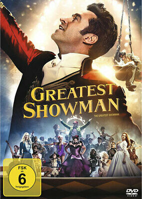 The Greatest Showman - DVD / Blu-ray / Soundtrack CD / Vinyl LP - *NEU*